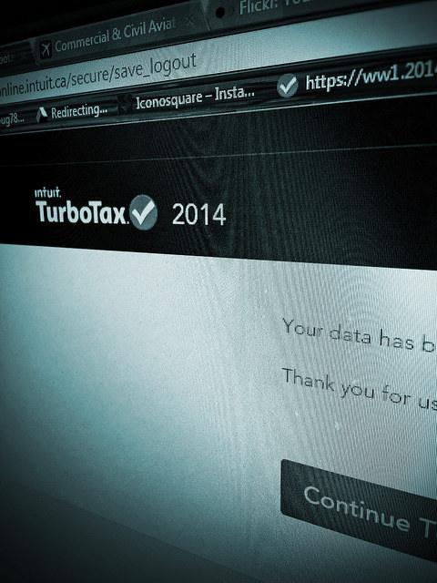 Tax software makes paying taxes bearable